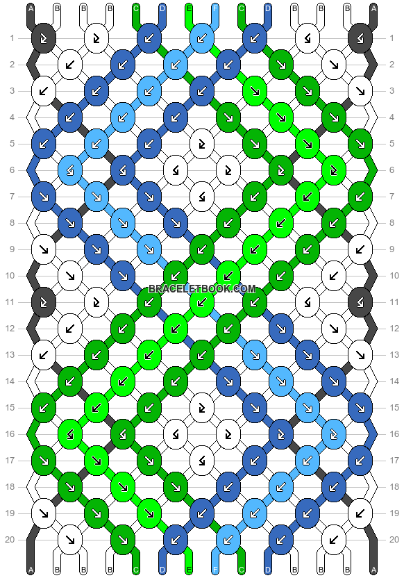 Normal pattern #53 pattern