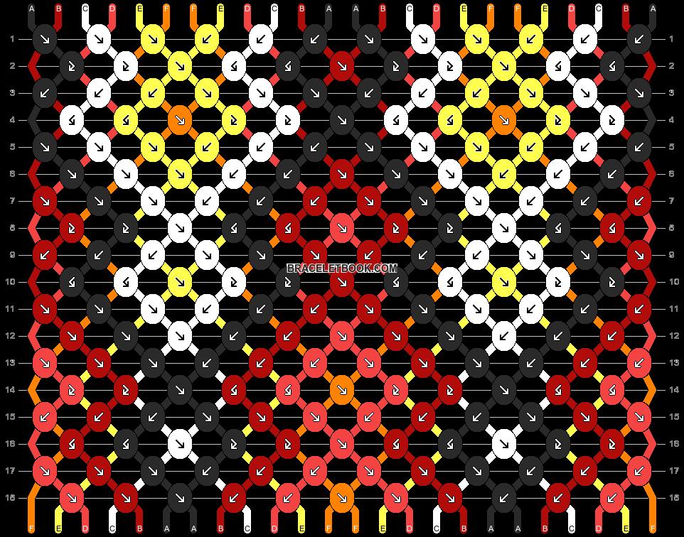 Normal pattern #134 pattern