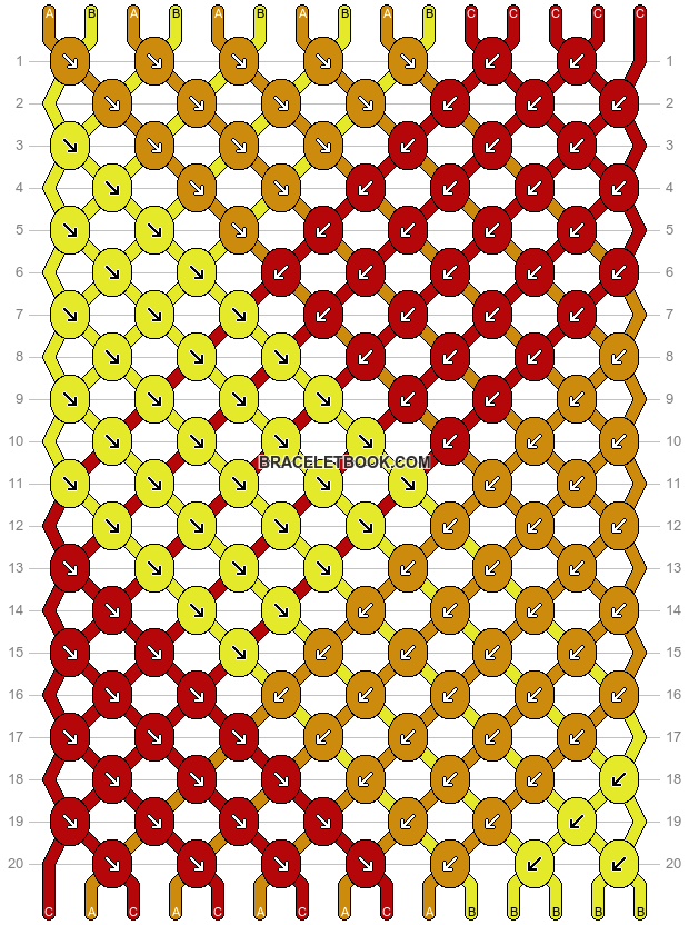 Normal pattern #260 pattern