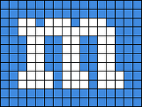 Alpha pattern #286