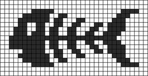 Alpha pattern #289