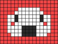 Alpha pattern #304