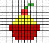 Alpha pattern #305