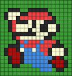 Alpha pattern #319