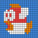 Alpha pattern #370