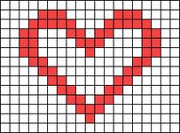 Alpha Friendship Bracelet Pattern #387