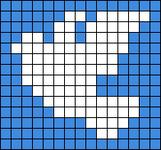 Alpha Friendship Bracelet Pattern #478