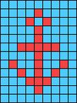 Alpha pattern #481