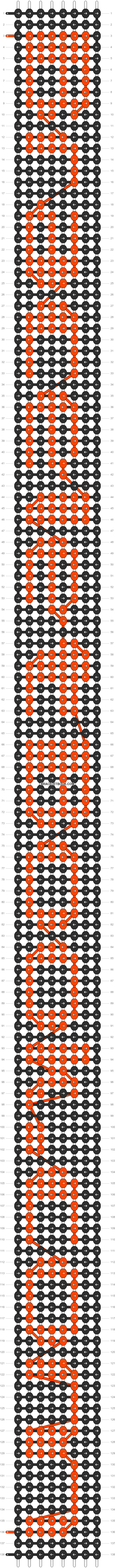 Alpha pattern #510 pattern