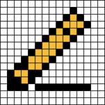 Alpha Friendship Bracelet Pattern #515