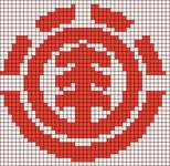 Alpha pattern #527