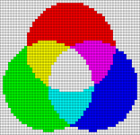 Alpha pattern #540