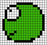 Alpha pattern #542