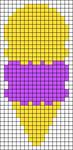 Alpha pattern #544