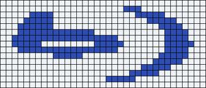 Alpha Friendship Bracelet Pattern #546