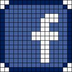 Alpha pattern #552