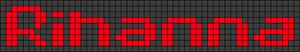 Alpha pattern #555