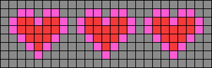 Alpha pattern #564