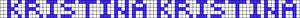 Alpha pattern #589