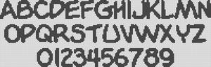 Alpha pattern #592