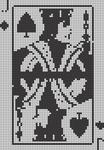 Alpha pattern #621