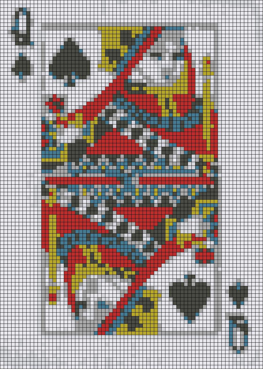Alpha pattern #622 preview