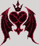 Alpha Friendship Bracelet Pattern #624