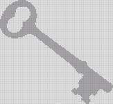Alpha Friendship Bracelet Pattern #625