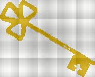 Alpha Friendship Bracelet Pattern #626