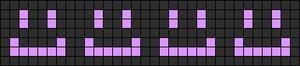 Alpha pattern #642