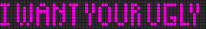 Alpha pattern #643