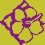 Alpha pattern #648