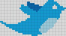 Alpha pattern #658