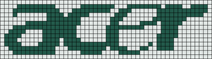 Alpha Friendship Bracelet Pattern #661
