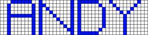 Alpha pattern #666