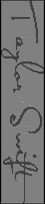 Alpha pattern #667 pattern