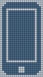 Alpha pattern #700