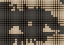Alpha pattern #706