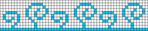 Alpha Friendship Bracelet Pattern #707