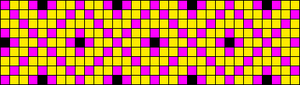 Alpha pattern #719