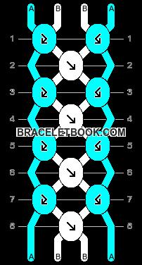 Normal pattern #722 pattern