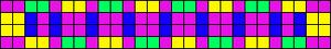 Alpha pattern #733