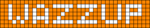 Alpha pattern #740