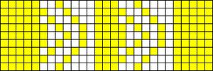 Alpha Friendship Bracelet Pattern #741