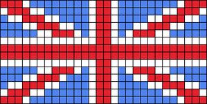 Alpha pattern #754