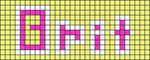 Alpha pattern #783