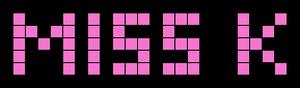 Alpha pattern #809