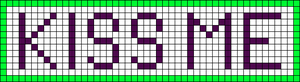 Alpha pattern #822
