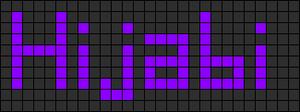 Alpha pattern #832