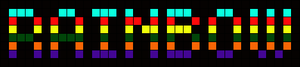 Alpha pattern #837